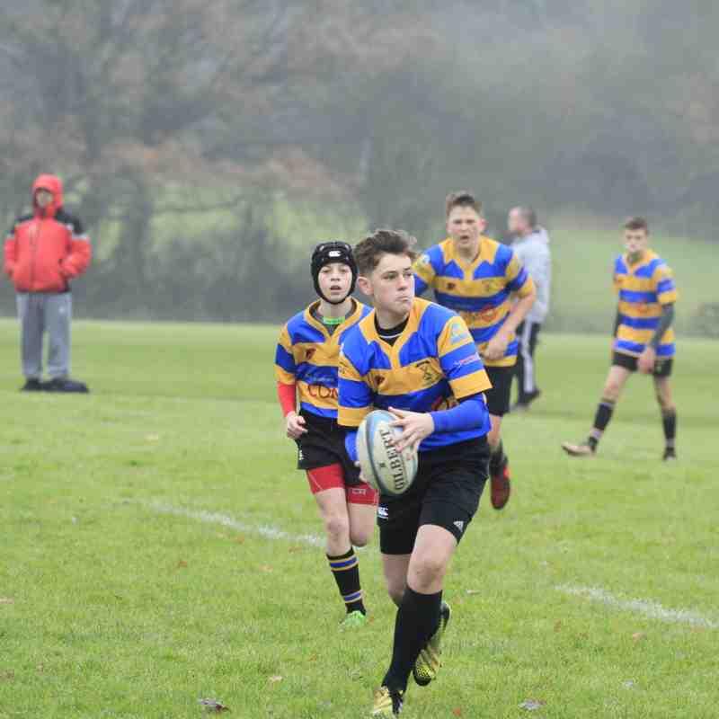 Brentwood RFC v Upminster RFC