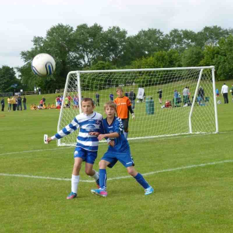 Herne Bay Tournament Sunday 16th June 13 Vs Margate Youth 1-1