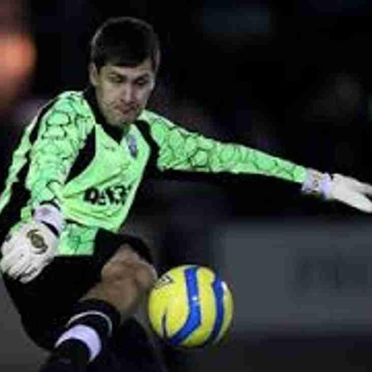 U16 Goalkeeper needed!