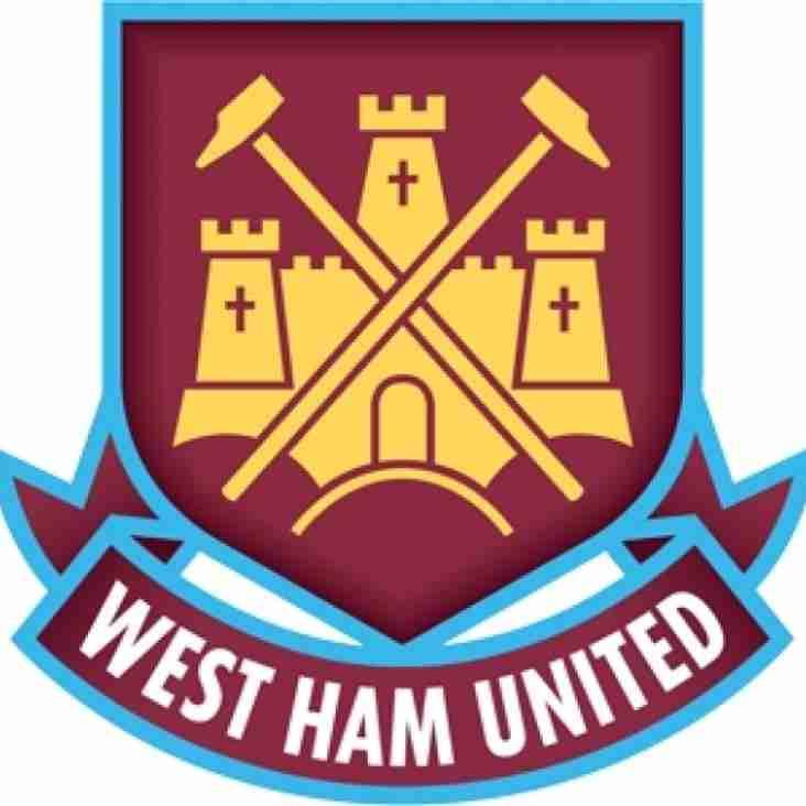 Grays Athletic vs West Ham United XI