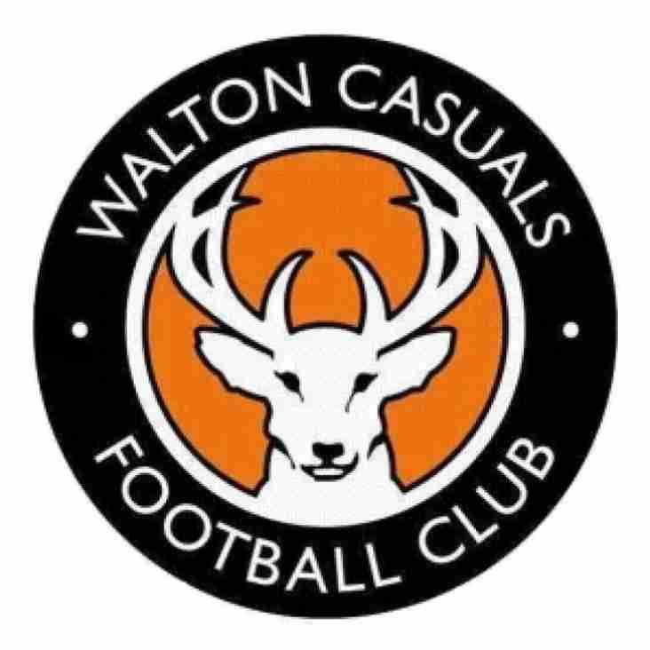 Walton Casuals vs Grays Athletic