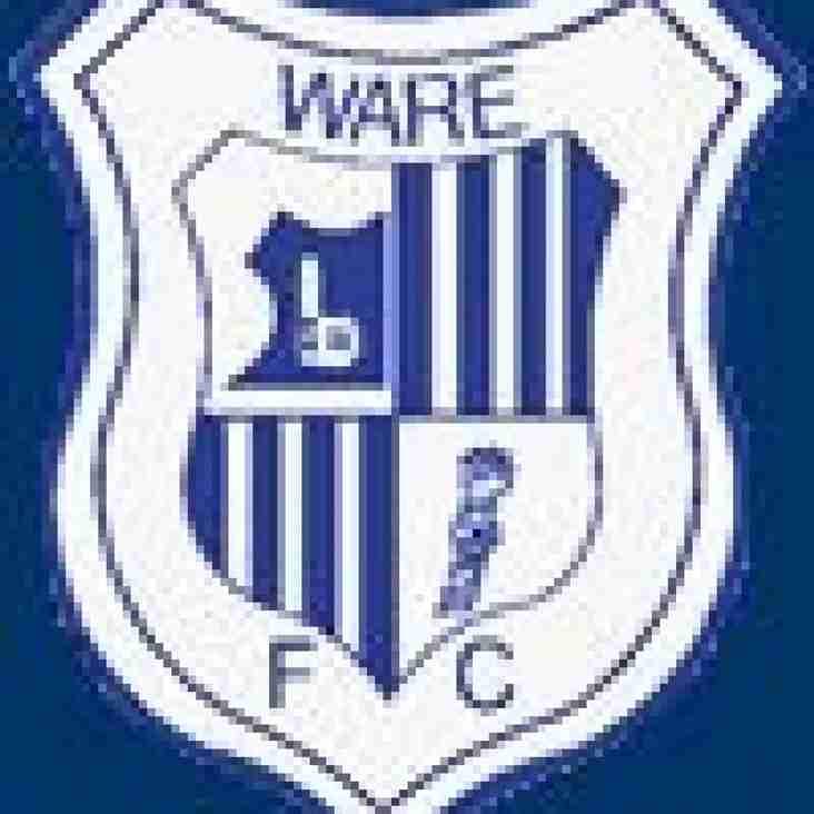 Grays Athletic vs Ware
