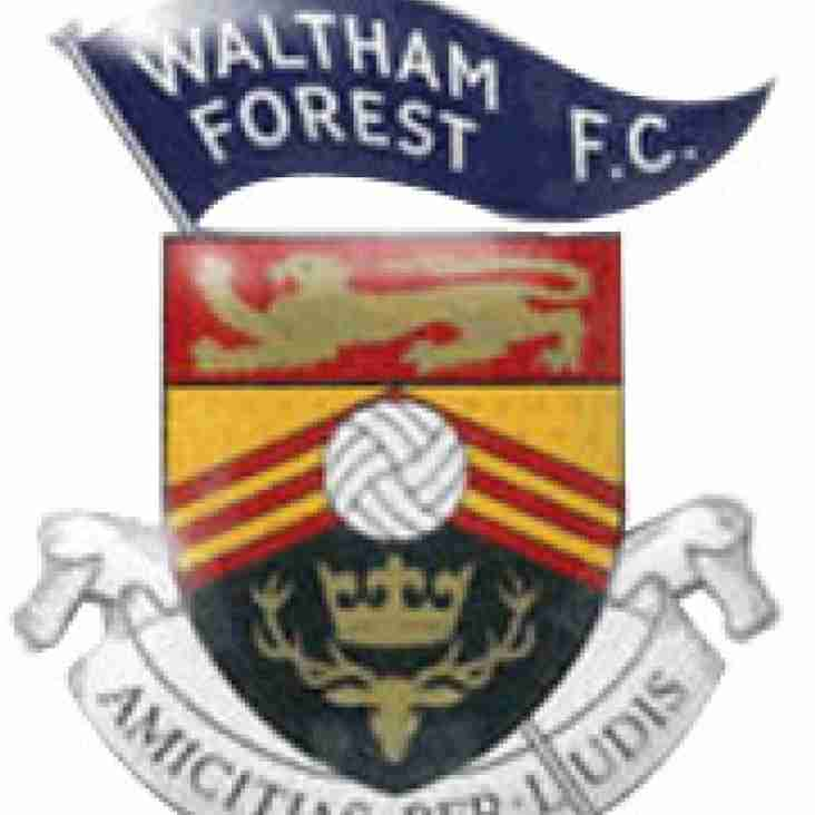 Waltham Forest vs Grays Athletic