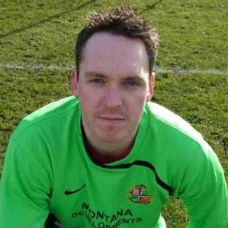 Grays Ath bring in keeper