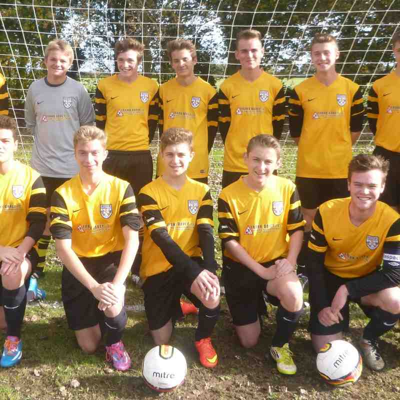 Scole United Under 17's