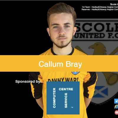 Callum Bray