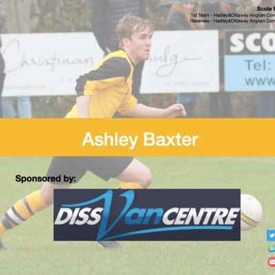 Ashley Baxter
