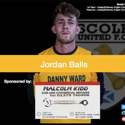 Jordan Balls