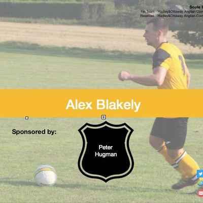 Alex Blakely