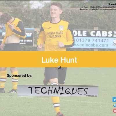 Luke Hunt