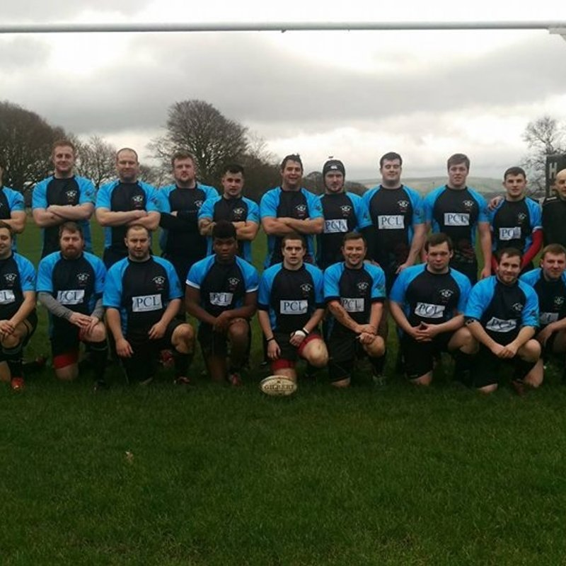 Colne RUFC Match Report 14/01/2016