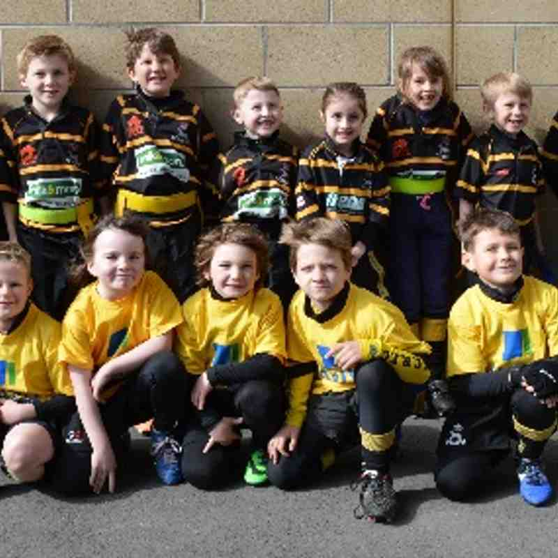 U7 v Droitwich at Sixways12 04 2014