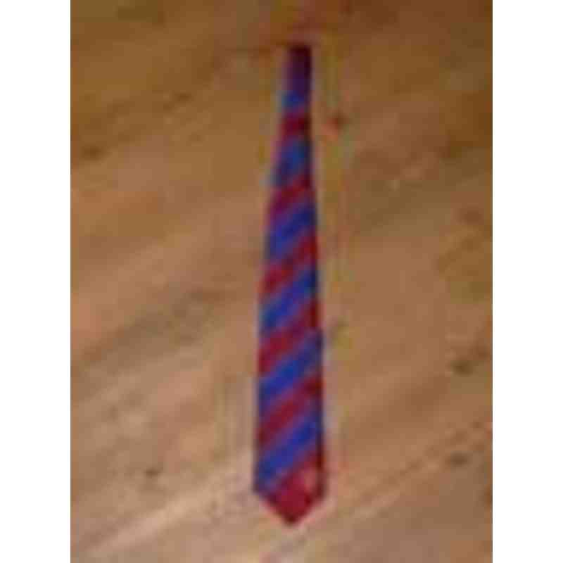 Aldershot & Fleet Club Tie