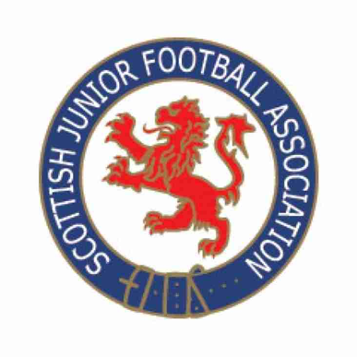 Scottish Junior Cup Draw