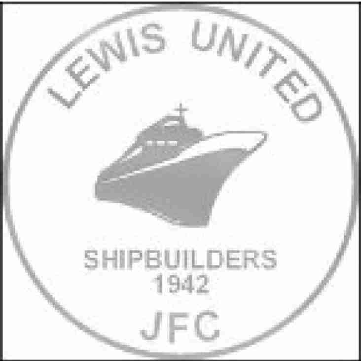 End of the road for Lewis United