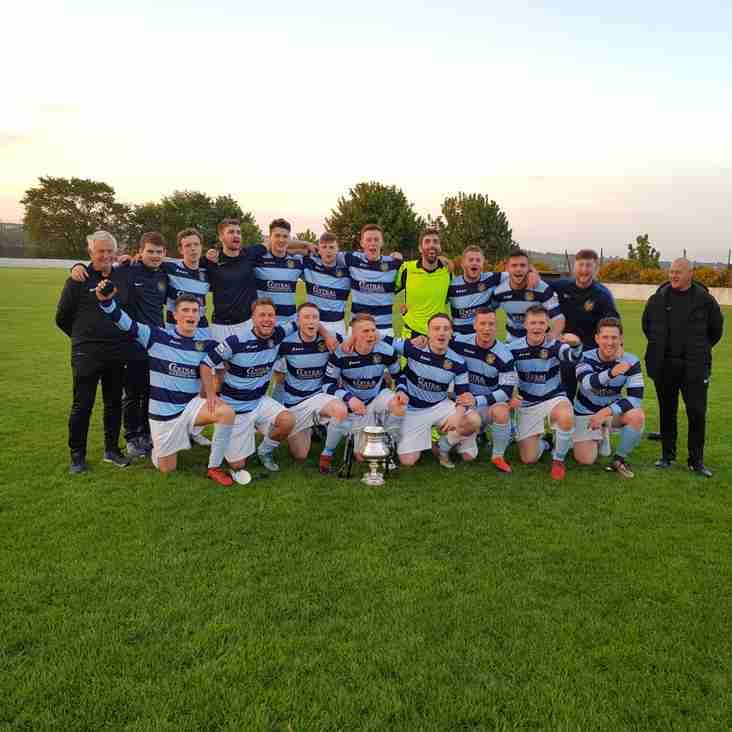 Banks o' Dee win McLeman Cup