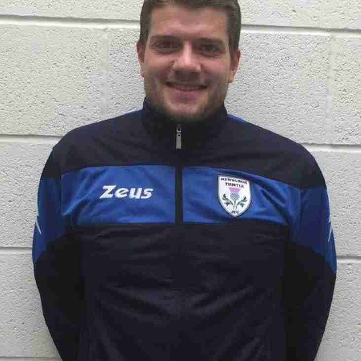 Newburgh Thistle make Galashan available for transfer