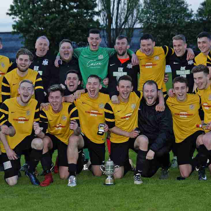 East End retain AM Property Maintenance Morrison Cup