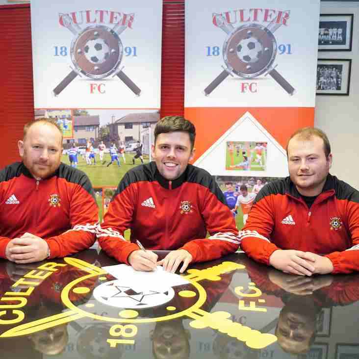 Culter appoint Youngson