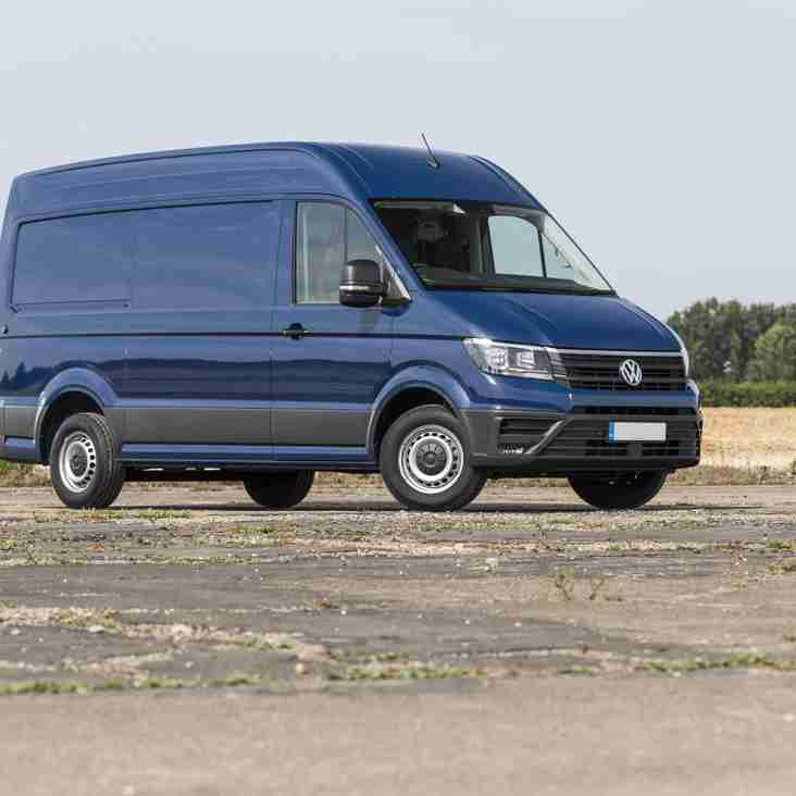 Brand new Volkswagen Crafter from £173 per month