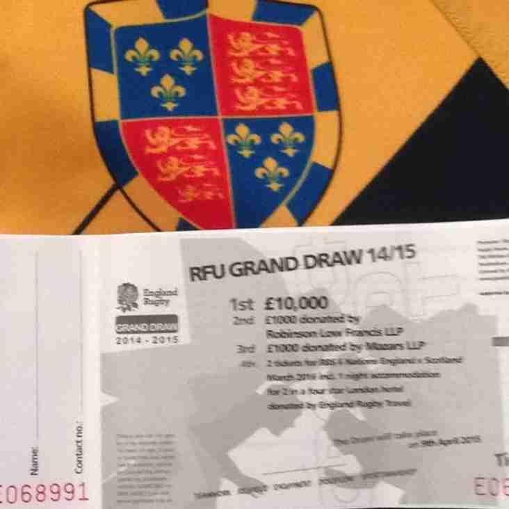RFU Grand Draw 2014/15