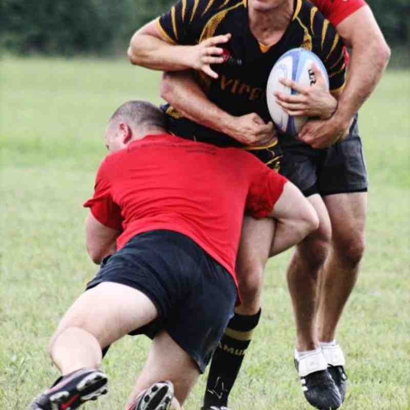 Summer 2011 - Pitch A Tent 7's