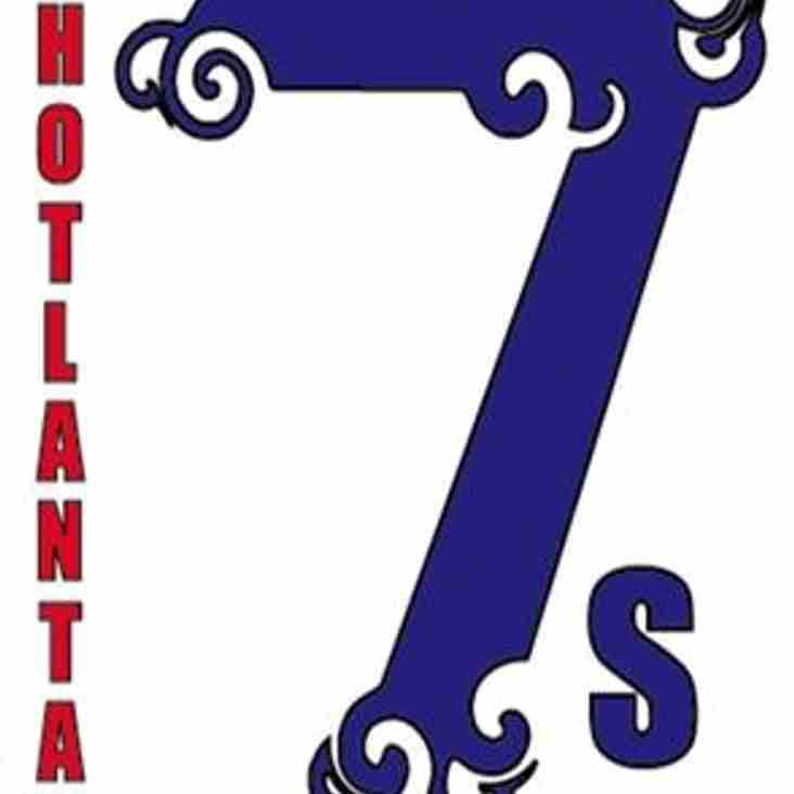 CRFC Plays in Hotlanta 7'S