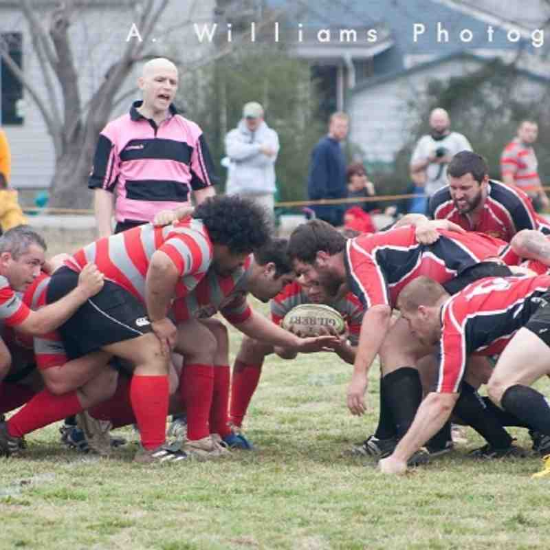 Winter 2012 - Knoxville Match