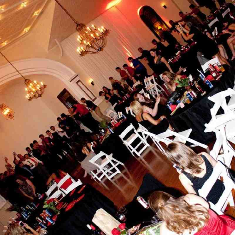 2012 Red & Black Ball