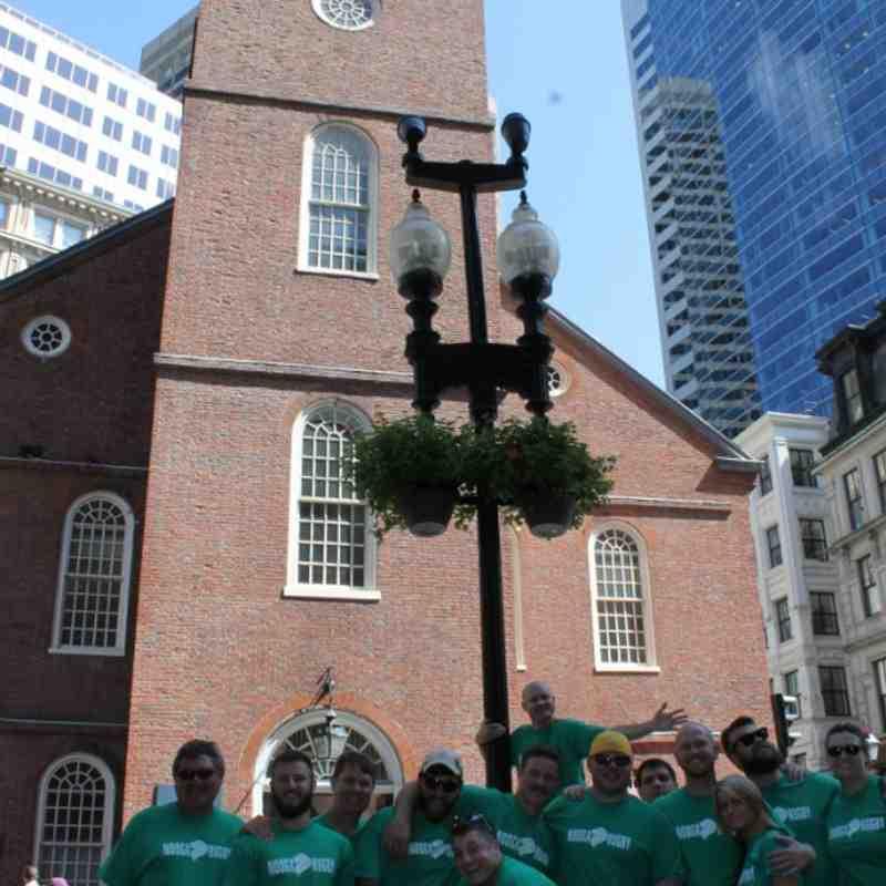 Summer 2013 - Boston Tour
