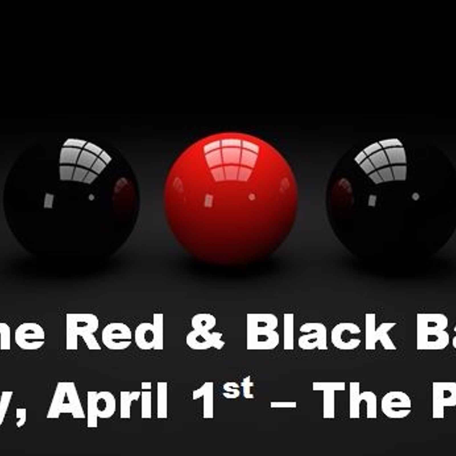 2016 Red & Black Ball - Friday, April 1st