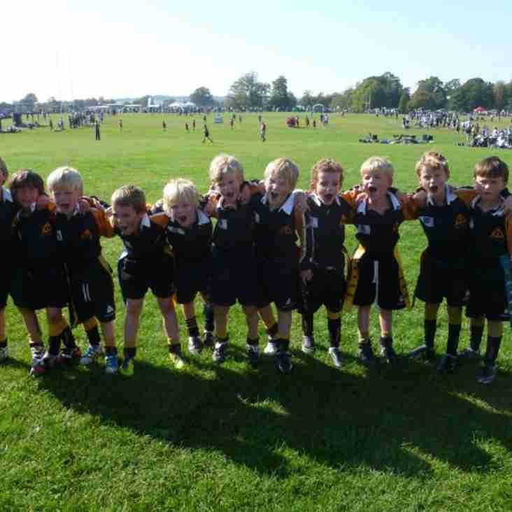 U7 B squad - Guildford Stoke Park