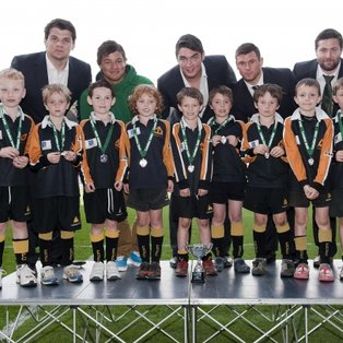 Another win for the U7 As
