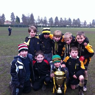 U8 As win at Camberley