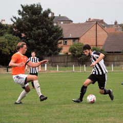 Harwich & Parkeston v Holland F C   07. 08 . 18