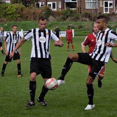 Harwich and Parkeston 1st v Newbury Forest