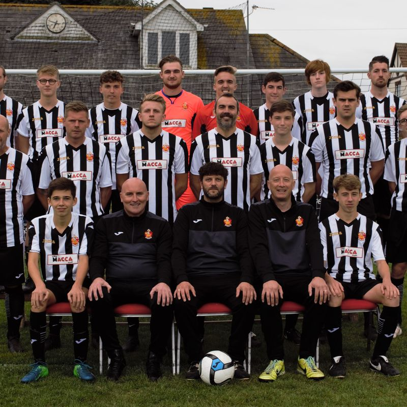 Harwich Reserves finish their season with an excellent point at Great Bentley