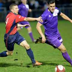 No Christmas cheer for Daventry Town