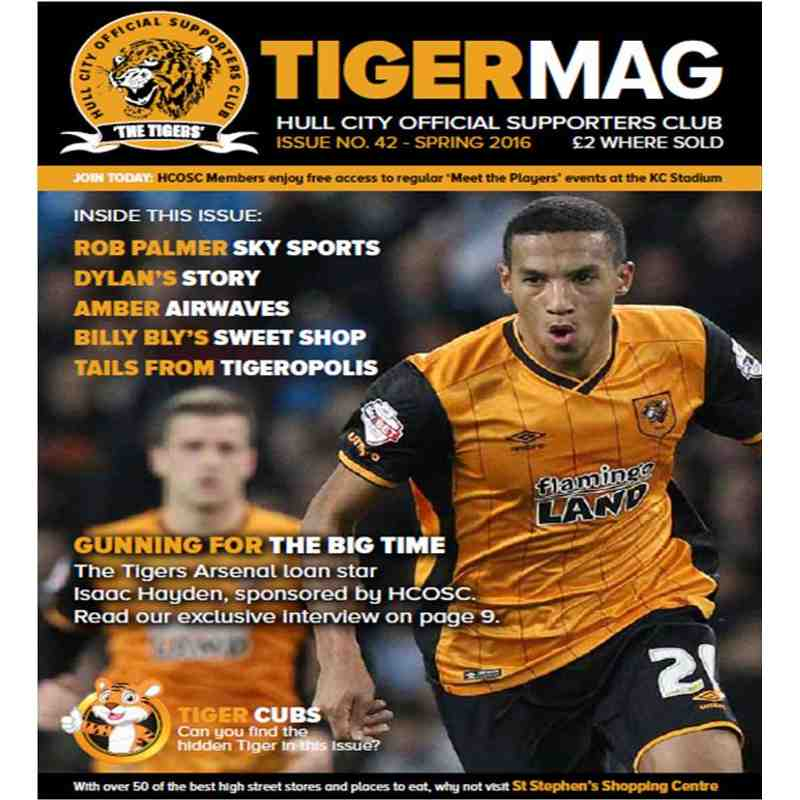 TigerMag - Issue 42
