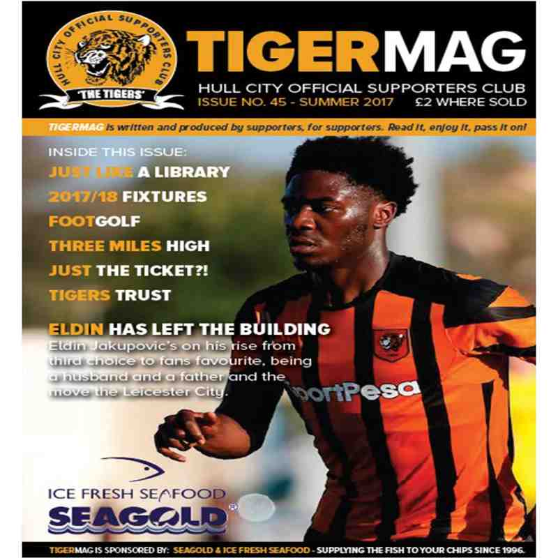 TigerMag - Issue 45