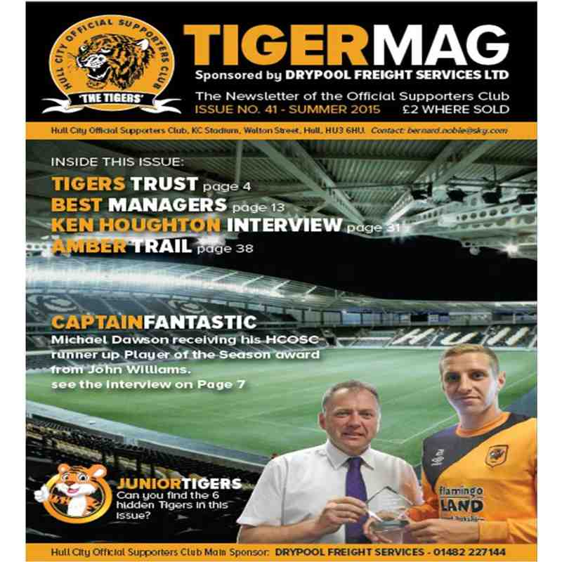 TigerMag - Issue 41