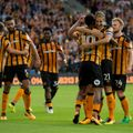 The Tigers beat Nottingham Forest FC 2 - 1