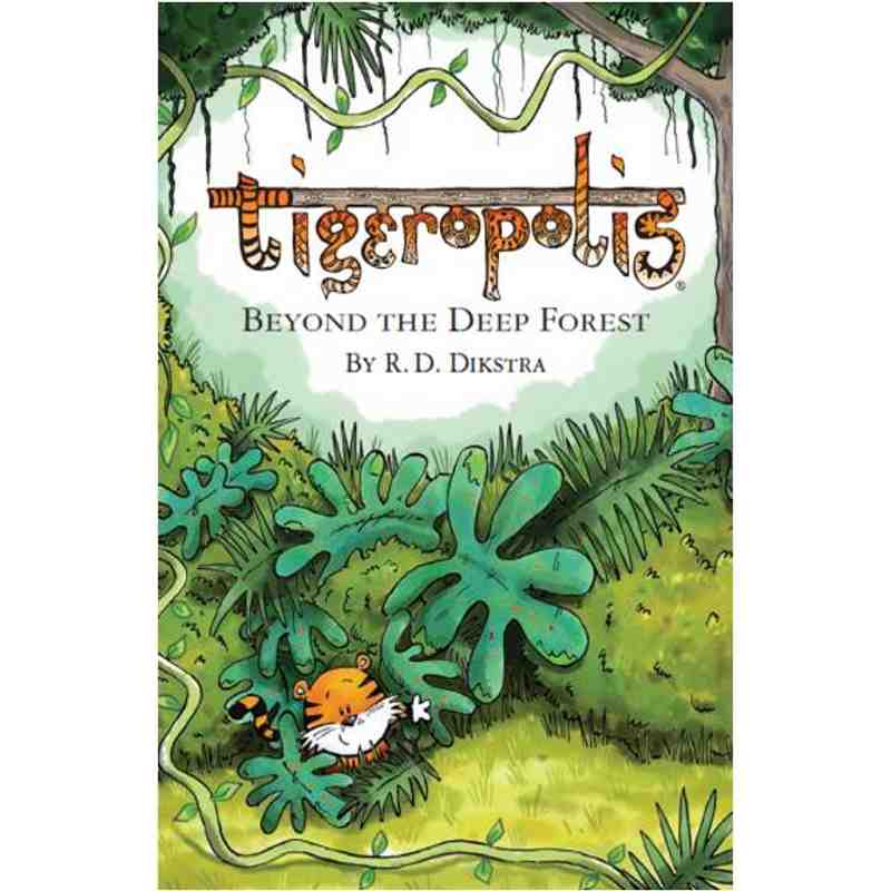 Tigeropolis - Beyond The Deep Forest