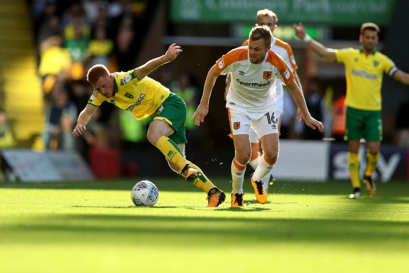 Norwich City 1 Hull City 1