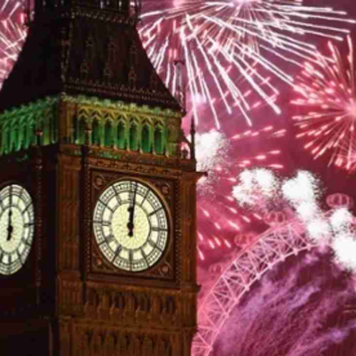A Happy New Year To All Involved With MDTFC