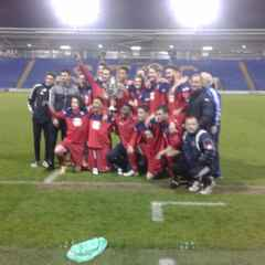 Drayton Win T J Vickers Cup In Penalty Shoot Out