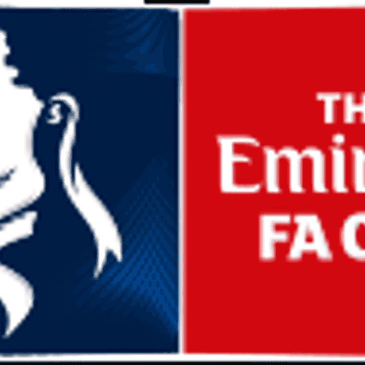 Shropshire Local Derby In The Emirates FA Cup v Haughmond FC (Away) - Saturday 25th August