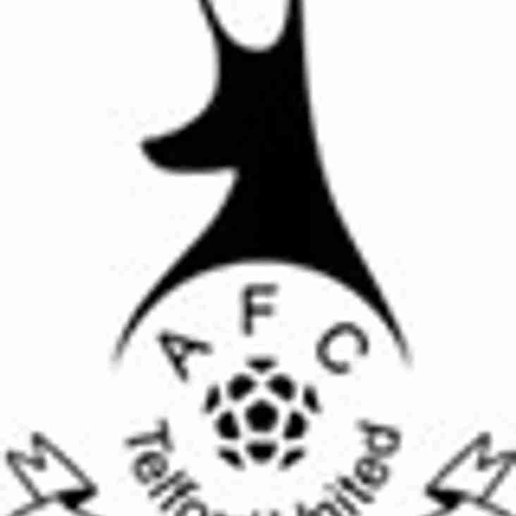 Shropshire Senior Cup Semi Final v AFC Telford United - Saturday 23rd July 2016
