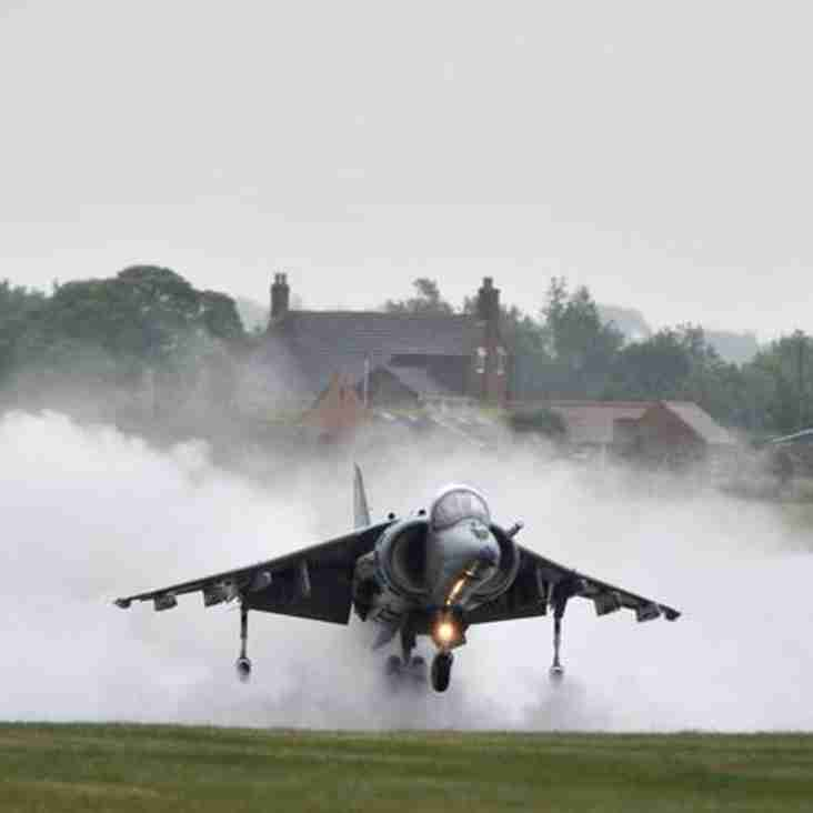 MDTFC To 'Fly In' To Play RAF Cosford On The 6th September