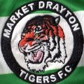 MDTFC Play Hosts For The Shropshire County Challenge Cup Game Between Market Drayton Tigers Seniors and Rock Rovers  One